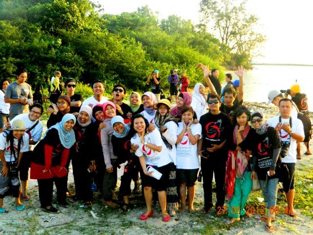 Pulau Rambut 4