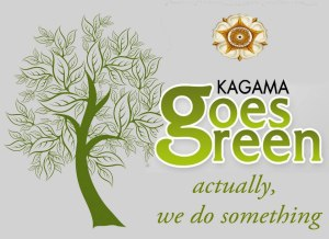 Kagama Goes Green