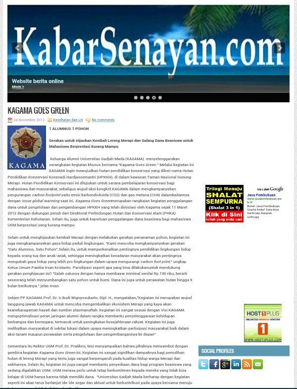 News on Kabar Jakarta