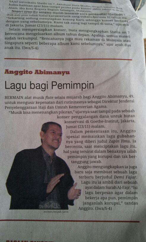 News on MI